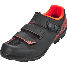 Shimano SH-ME3 - Chaussures Homme - Wide rouge/noir